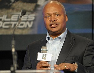 Lions New Coach Jim Caldwell