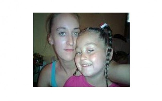Haley and Cassandra Elswick (Photo provided by Battle Creek Police)