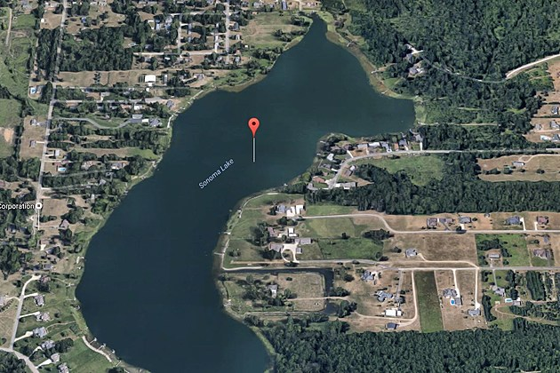 Man drowns while fishing on sonoma lake in calhoun county for Lake sonoma fishing report