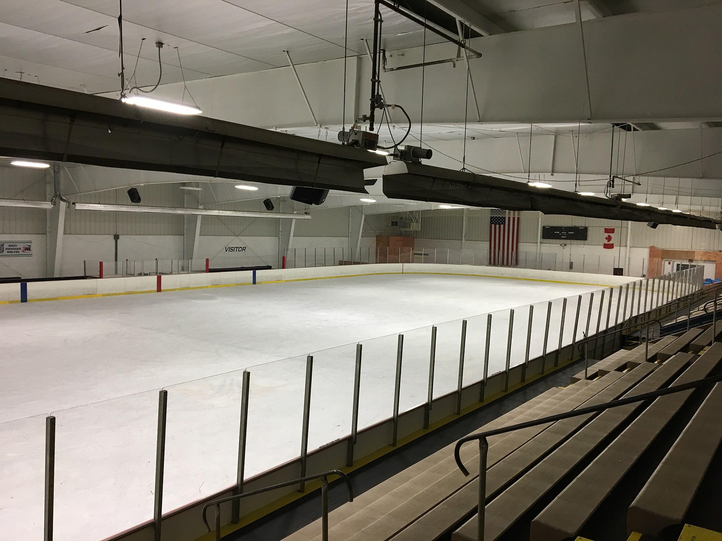 the rink battle creek mi