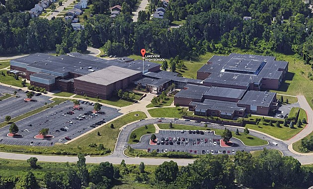 Lakeview High School In Battle Creek. (Credit: Google Maps)