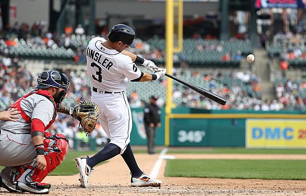 Boston Red Sox v Detroit Tigers