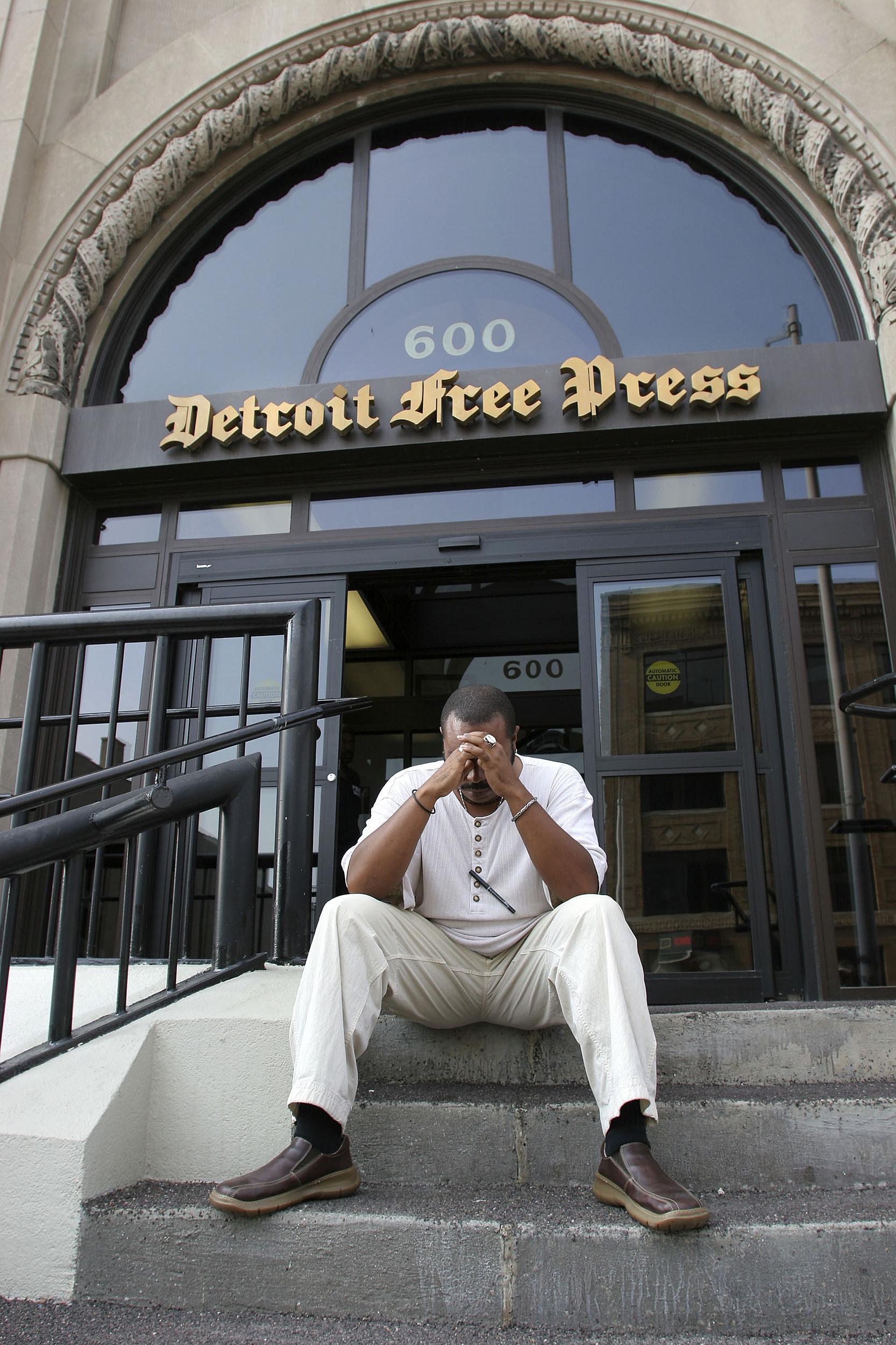 Detroit Free Press Turned Over To Gannett