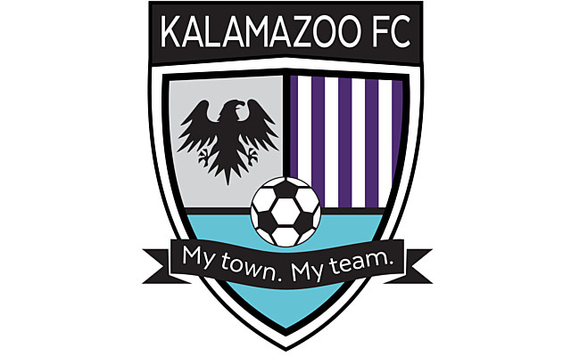 Kalamazoo FC logo (Provided)