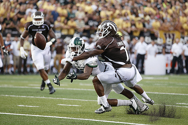 Michigan State v Western Michigan