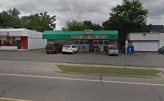 The Shooting Occurred In Front Of This Store In Battle Creek (Credit: Google Street View)