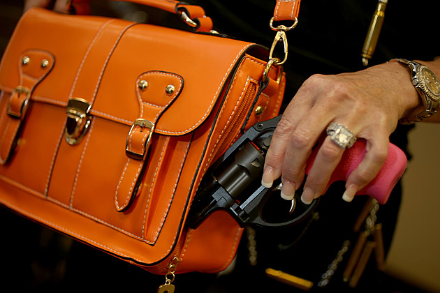 Florida Entrepreneur Creates Gun Fashion Line For Women