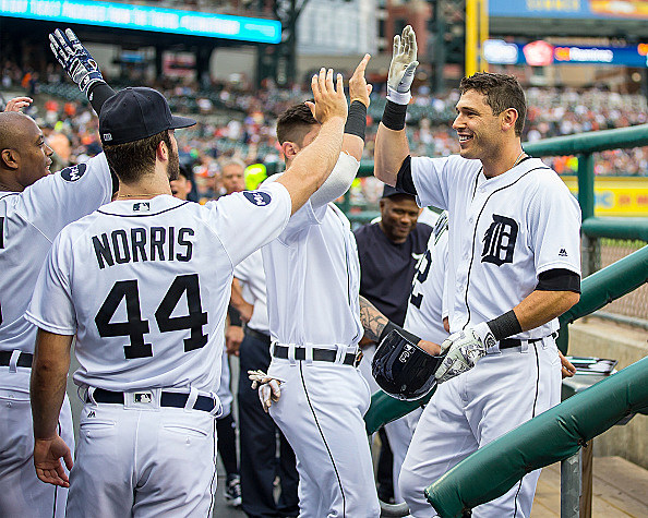 Tampa Bay Rays v Detroit Tigers