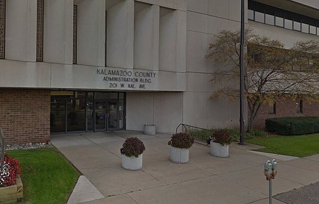 Kalamazoo County Administration Building (Credit: Google Street View)