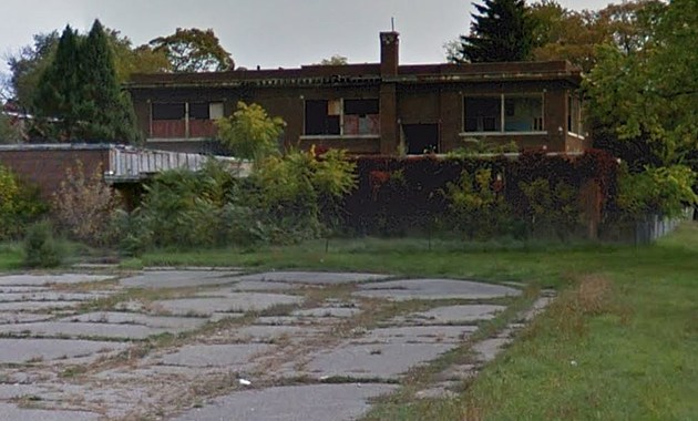 The Alleged Assault Happened Behind The Old Dalrymple School. (Credit: Google Street View)