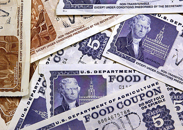 "Electronic Food Stamp ""Debit"" Cards Replace Paper Coupons"