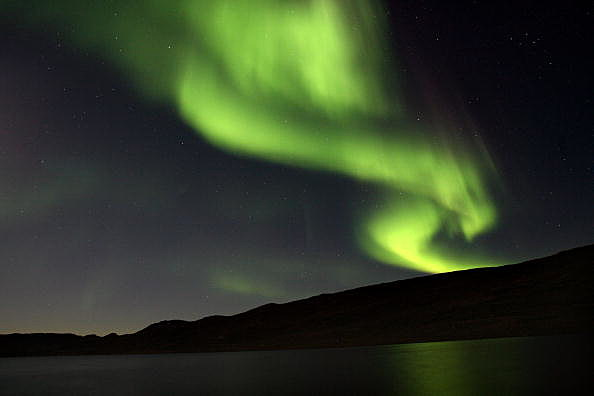 Northern Lights May Appear Tonight