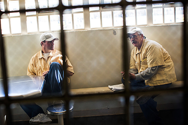 Aging Prisoners Make Up Fastest Growing Segment Of Nation's Prison Population