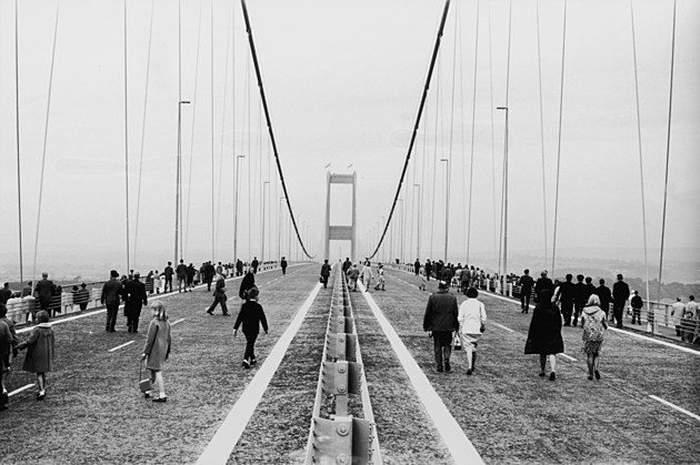 Mackinac Bridge to Close Labor Day