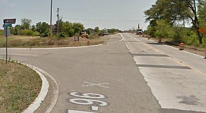 Motorcyclist Killed In Emmett Township