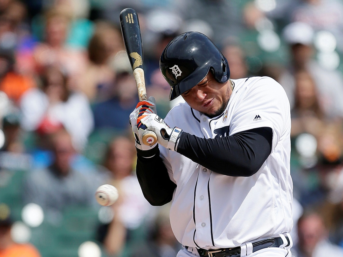 Tigers Lose to Indians in Double Header
