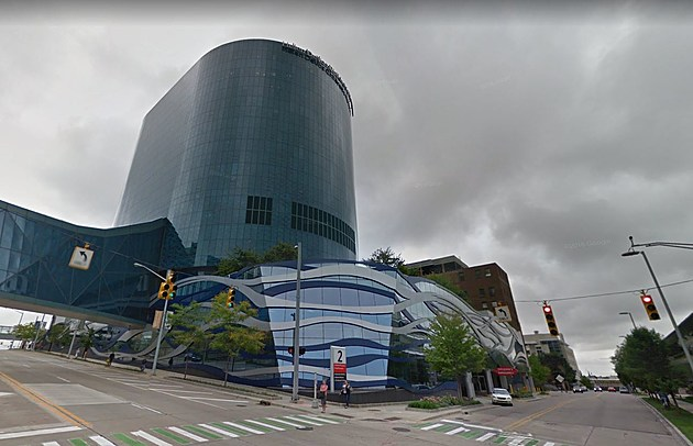 Helen DeVos Children's Hospital In Grand Rapids. (Credit: Google Street View)