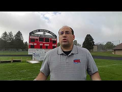 HS Football – Harper Creek Hits Road for Possible I-8 Title