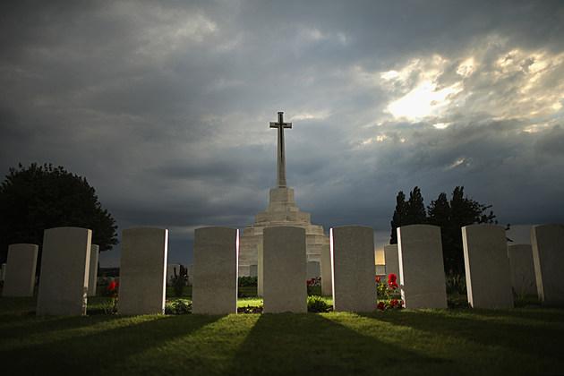 Flanders Fields 100 Years Since The Great War