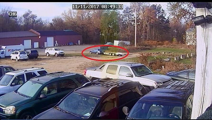 Trailer Theft In Kalamazoo