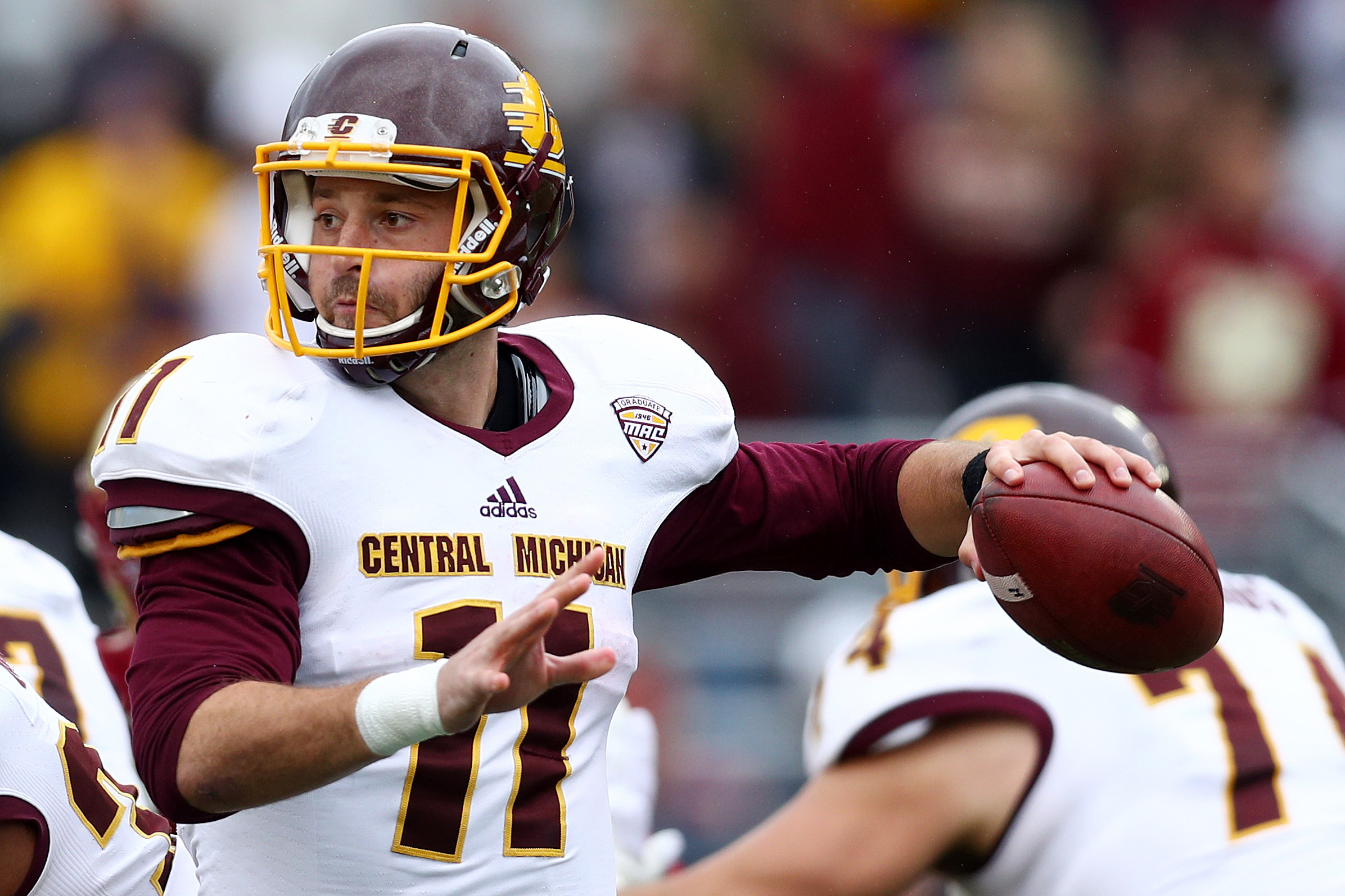 Central Michigan v Boston College
