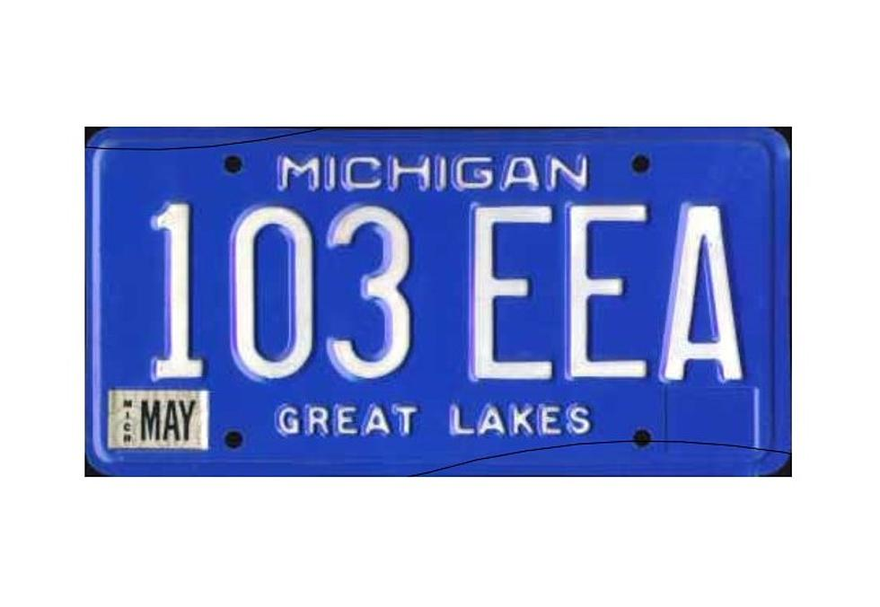 What Old Michigan License Plates Should Be Brought Back?