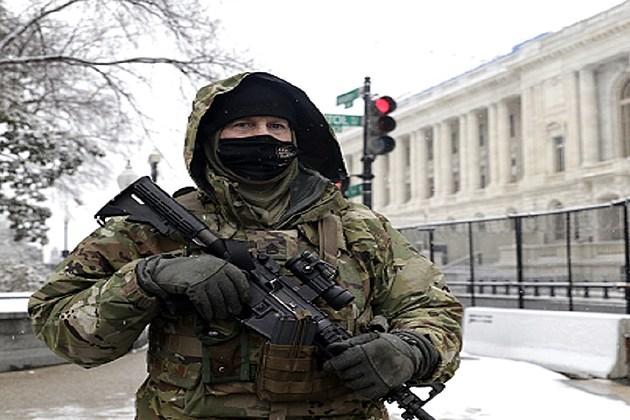 Photo: U.S. Army National Guard  Sgt. Kevin Valentine